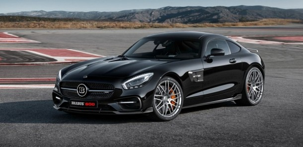 Brabus AMG GT S - In Depth Review