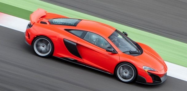 McLaren 675LT - New 666bhp Supercar Driven on Road and Track