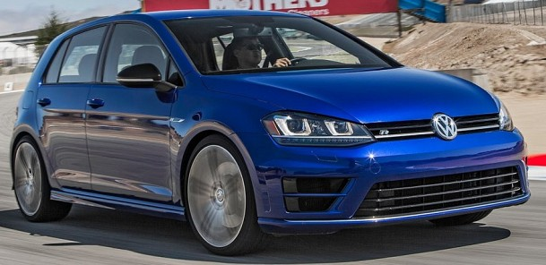 2015 Volkswagen Golf R Hot Lap! - 2015 Best Driver's Car Contender