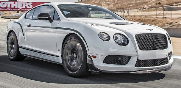 2015 Bentley Continental GT3-R Hot Lap! - 2015 Best Driver's Car Contender