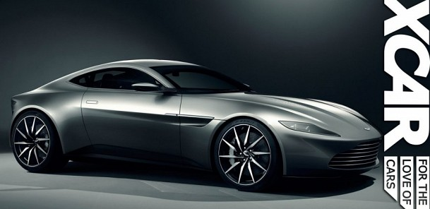 Aston Martin DB10: For Bond's Behind Only - XCAR