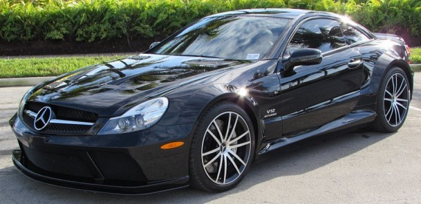 2009 Mercedes-Benz SL65 AMG Black Series In-Depth Review