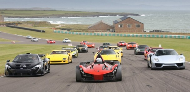Supercar Days Anglesey | Huayra, F40, P1, 918, Carrera GT and More!