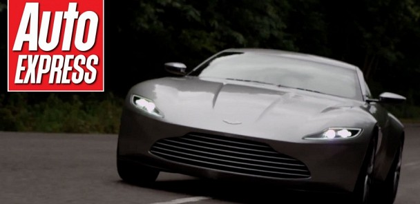 Aston Martin DB10: everything you need to know about Bond's new car