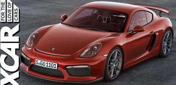 Porsche Cayman GT4: Better Than A 911?