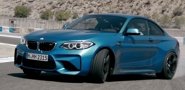 New BMW M2 Coupe targets Audi RS3