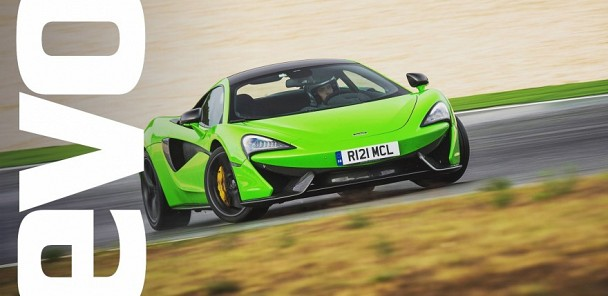 McLaren 570S | evo REVIEW