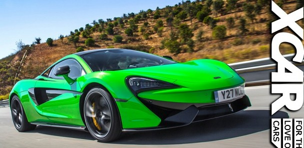 McLaren 570S: What Is It Like To Drive? - XCAR