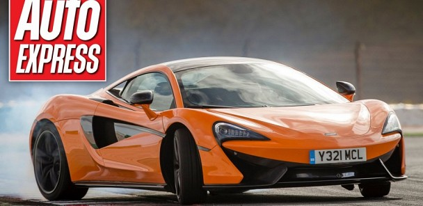 New McLaren 570S Review