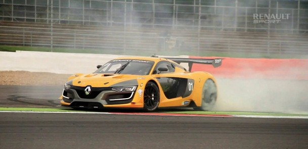 Renault Sport R.S. 01 Chris Harris Test Drive