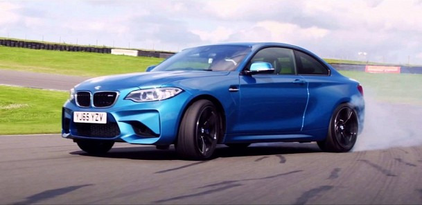 The new BMW M2 Coupé KILLS it at Anglesey Circuit