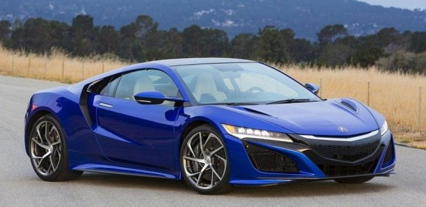 2017 Acura NSX - Official Test Drive
