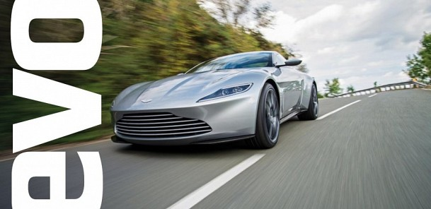 Aston Martin DB10 - What's it like to drive a Bond car?
