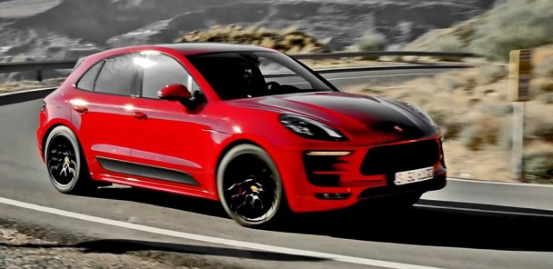 2016 Porsche Macan GTS - Official Launch