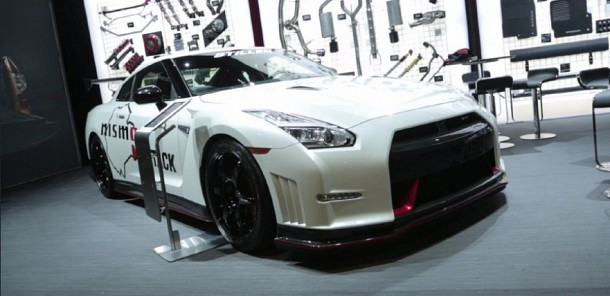 2016 Nissan GT-R N Attack Package - 2015 SEMA Show