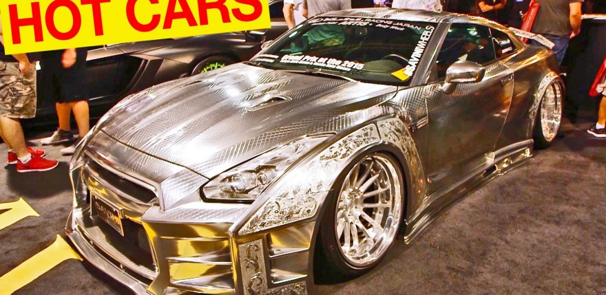 BEST HOT CARS at the 2015 SEMA Show in Las Vegas