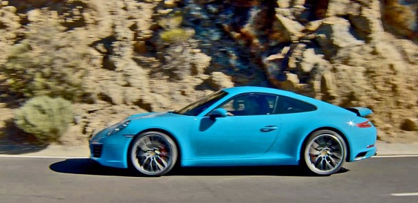 2016 Porsche 911 Carrera S review | evo DIARIES