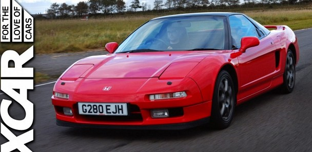 Honda NSX: Japan's Mid-Engined Supercar Perfection - XCAR