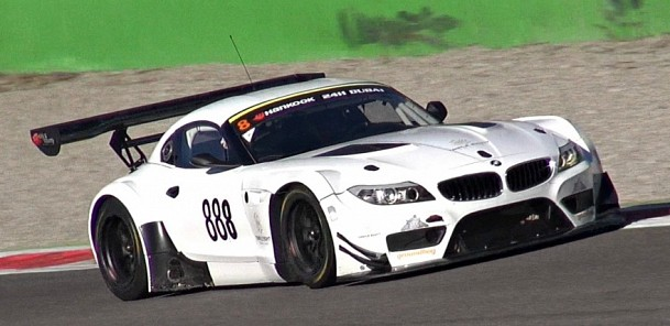 BMW Z4 E89 GT3 - Best Sounding GT3 Car EVER!