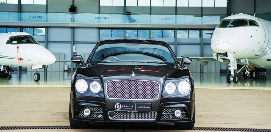 Mansory Limited Edition Bentley Flying Spur | Gericia International 20th Anniversary Project