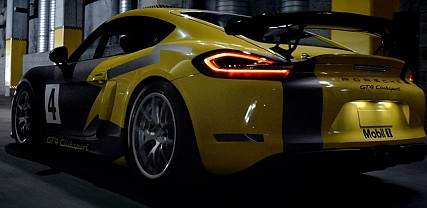 The new Cayman GT4 Clubsport - Rebels race harder