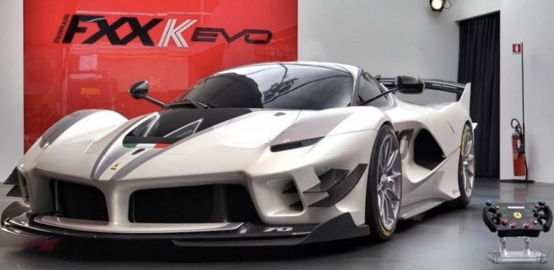 CarVerse Find of the Day: Ferrari FXX K Evo for Sale